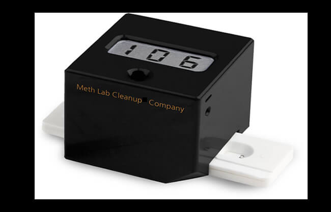 Digital Meth Testing Device